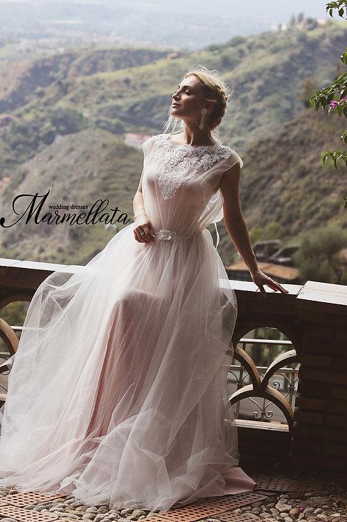 Свадебное платье B003