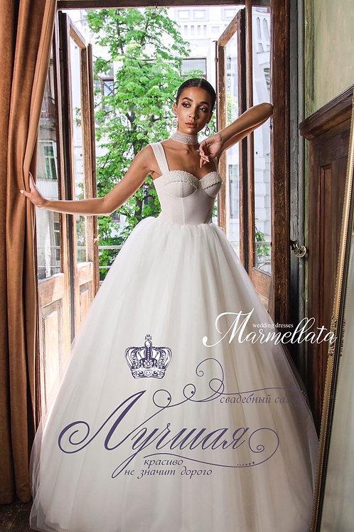 Свадебное платье  F018