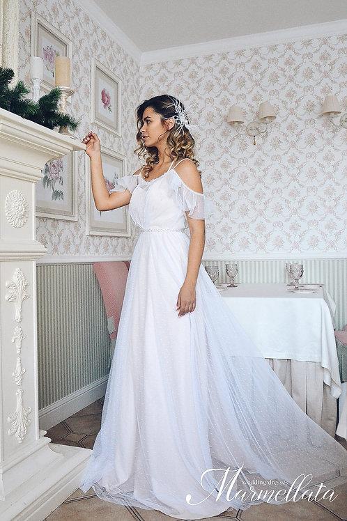 Свадебное платье B038