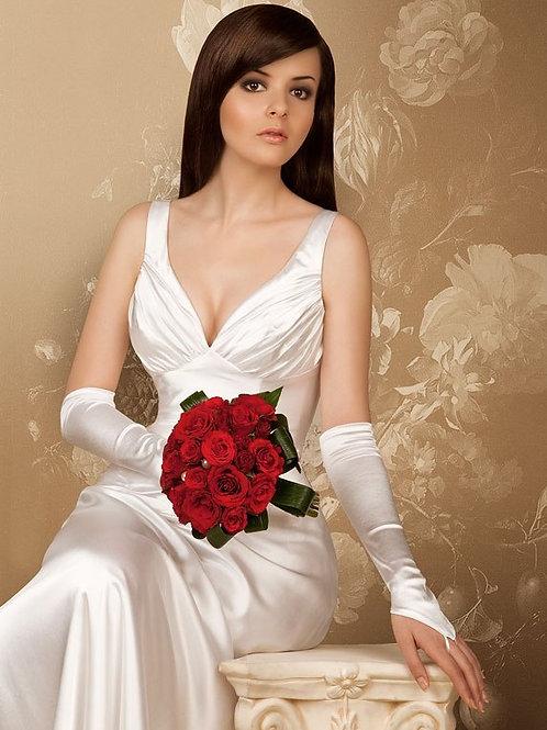 Свадебные перчатки G006