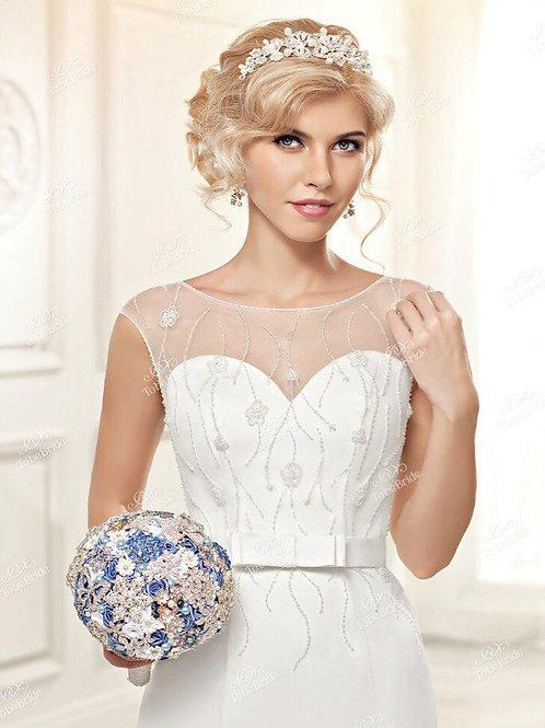 Свадебное платье А036