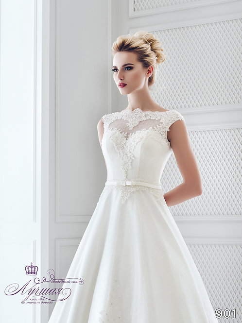 Свадебное платье A013