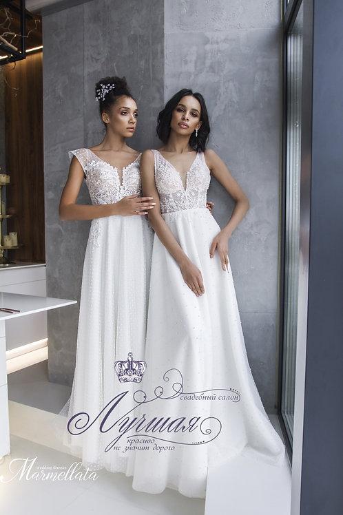 Свадебное платье  F002