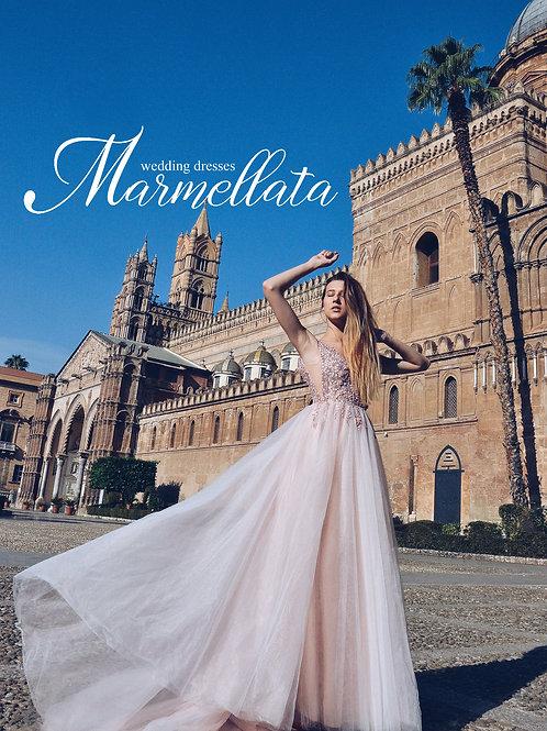 Свадебное платье B012