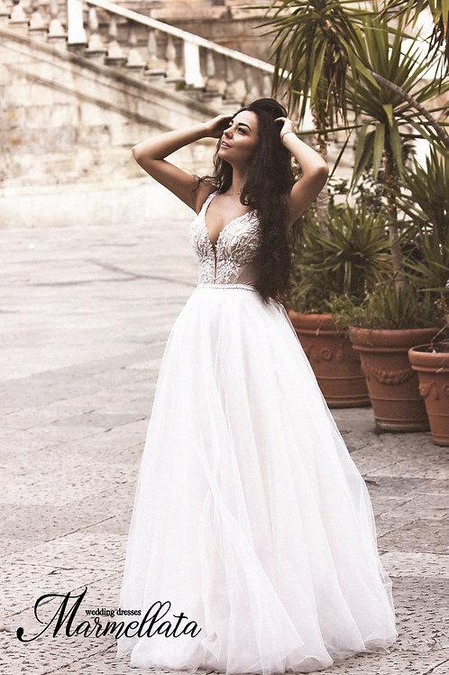 Свадебное платье B031
