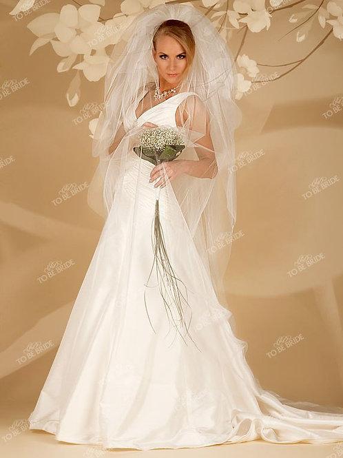 Свадебная фата F032