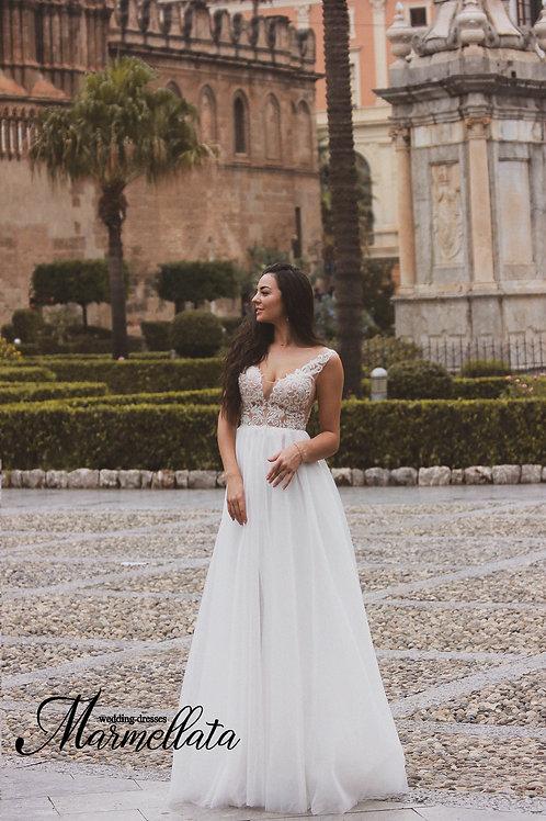 Свадебное платье B030