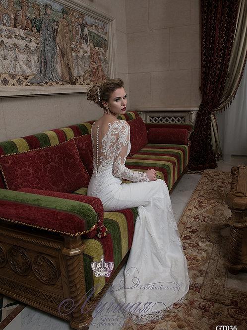 Свадебное платье A027