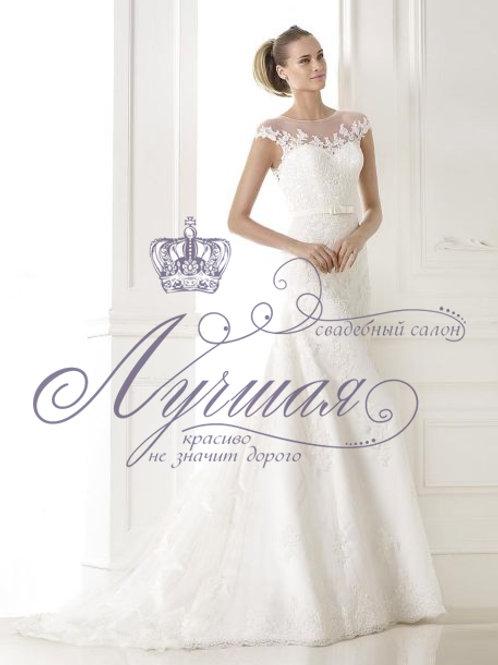 Свадебное платье А054