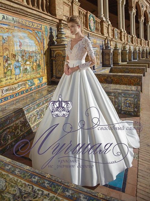 Свадебное платье P003