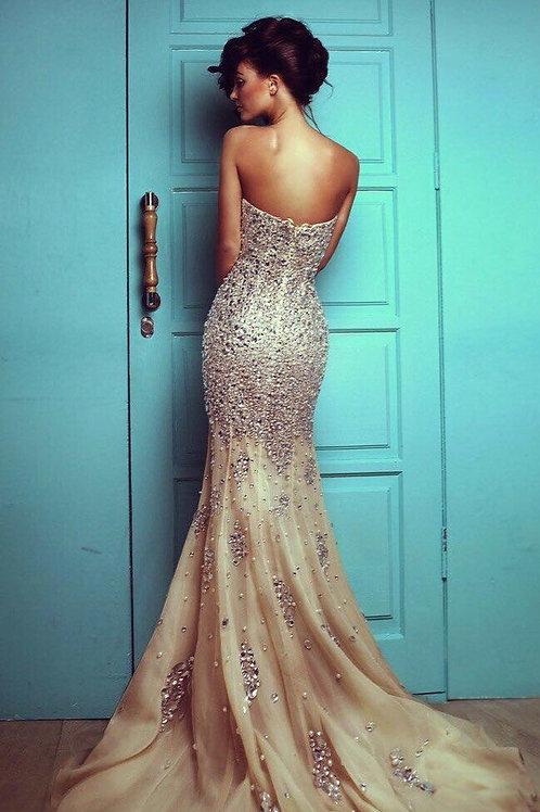 Вечернее платье от Jovani В016