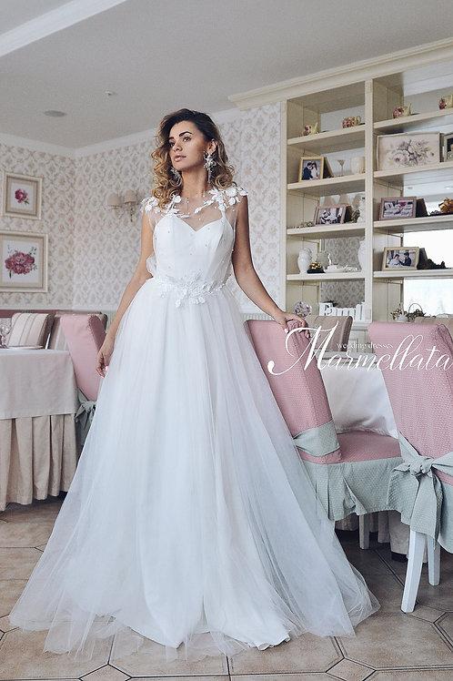 Свадебное платье B035