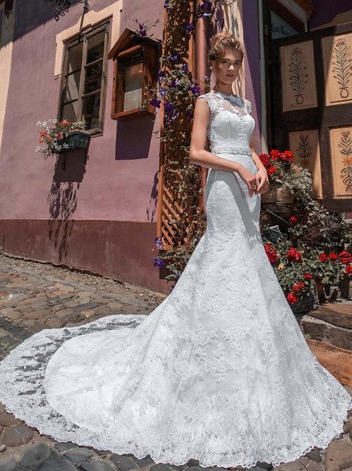 Свадебное платье A020