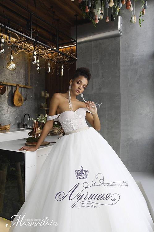 Свадебное платье  F011