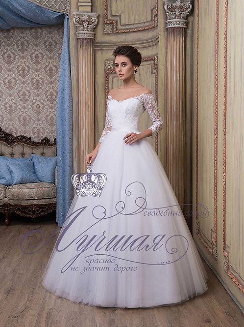 Свадебное платье P006