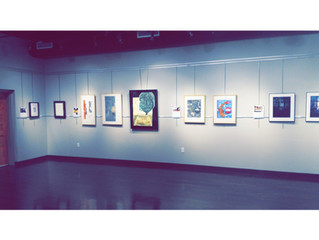 ASP exhibitions at ASU and University of the Ozarks, autumn 2015