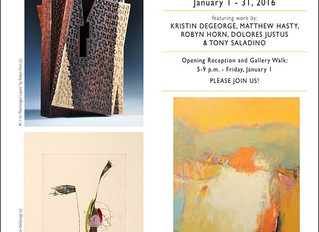 New Year's Exhibition JUSTUS GALLERY