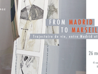Vernissage à Marseille 26 mai, 2017