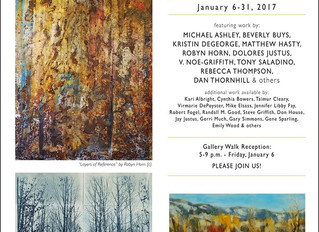 Justus Gallery Jan exhibition 2017