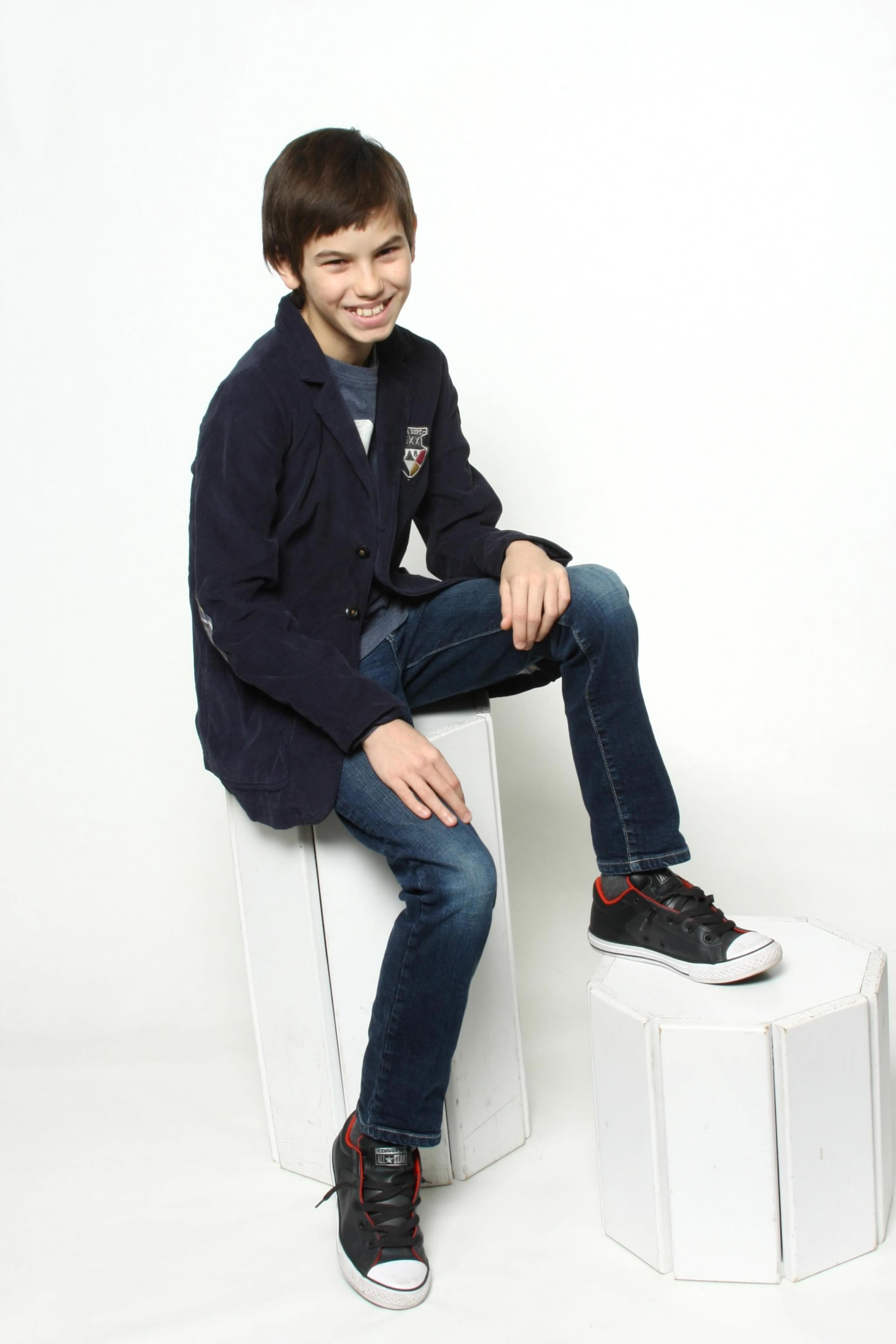 GABRIEL CORIVEAU SMILE