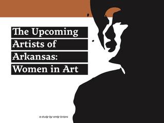 Designer and artist Emily Brians interviews 4 women artists.  Her publication...