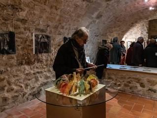 Expo: Guerrière ! Kristin DeGeorge. by Dominique Thireau