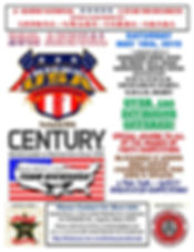 KICKSUSA NATIONALS FRONT PAGE FLYER 2019