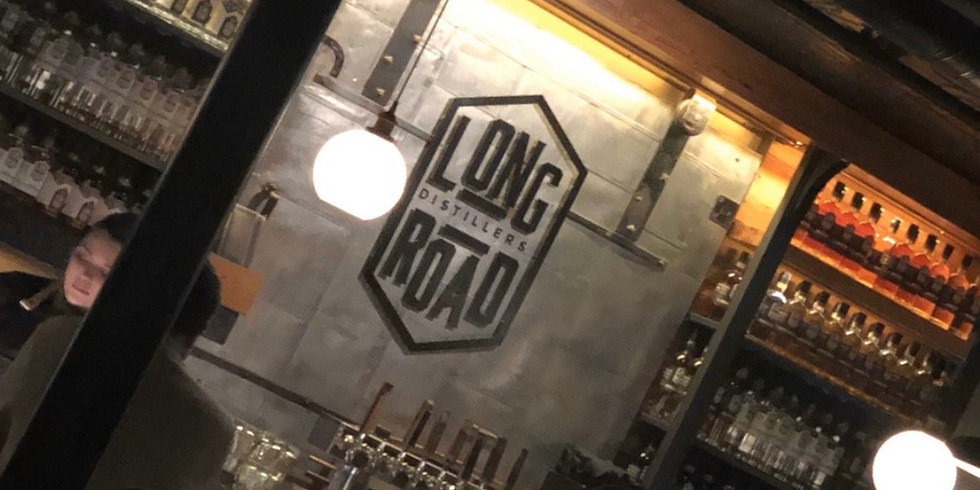 LONG ROAD DISTILLERS 11:30AM- SOLD OUT