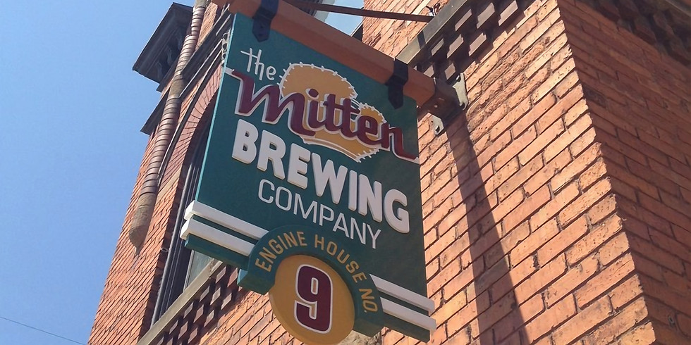 MITTEN BREWING CO. 11:30AM- SOLD OUT
