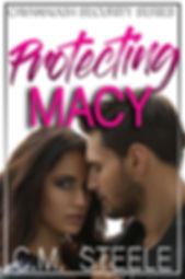 Protecting Macy C.M. Steele