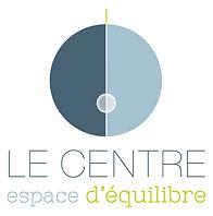 LOGO Le centre, espace d'équilibre