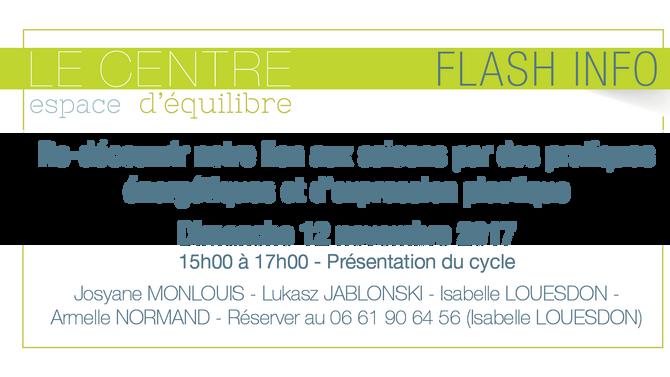 FLASH INFO NOVEMBRE 2017