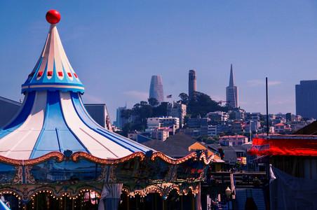 Fisherman's Warf San Francisco