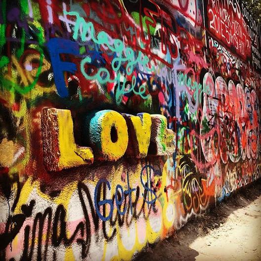 LOVE will win..... #austin #texas #stree