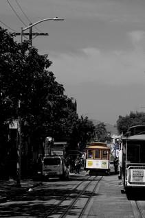 San Francisco Trolley Cable Car
