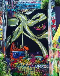 Missing Texas #keepaustinweird #graffiti
