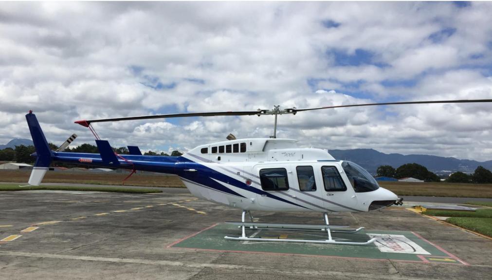 Bell 206 L-4