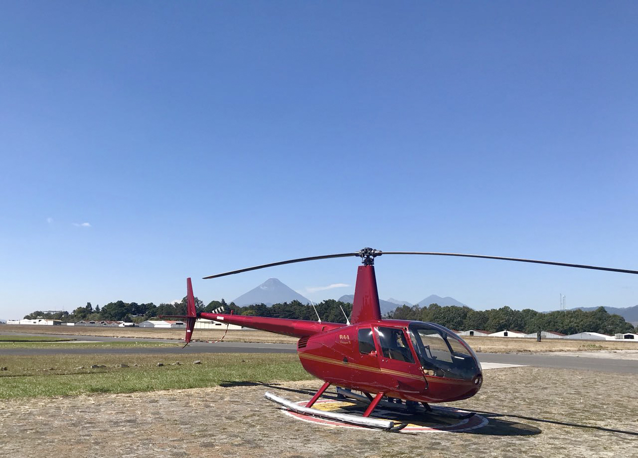 Helicópteros Águila