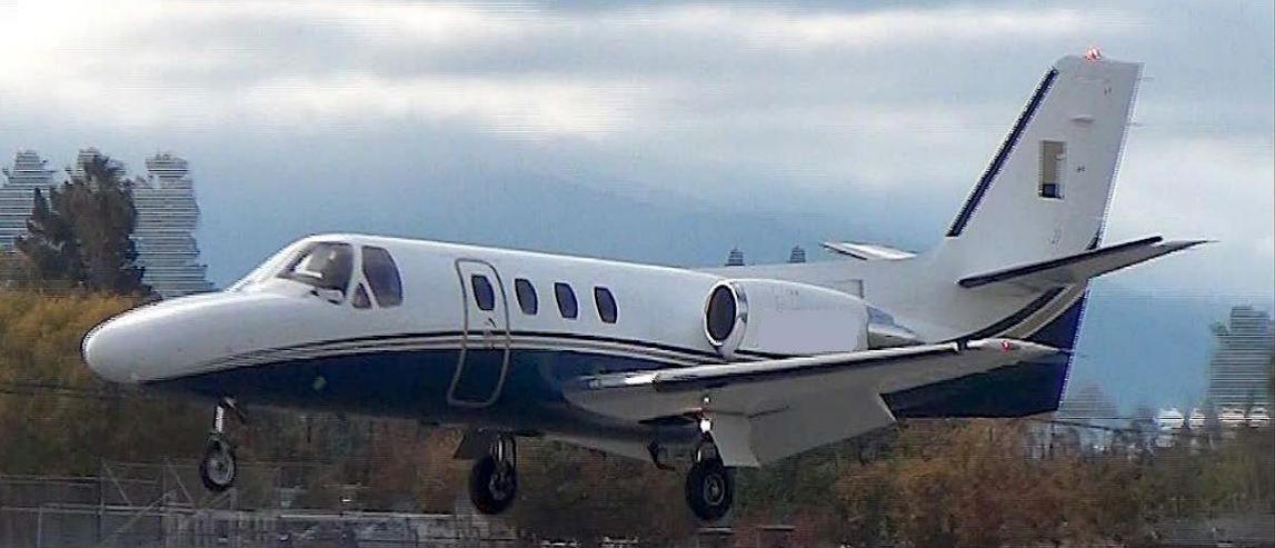 Citation 501SP