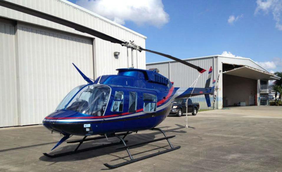 Bell 206 L-3