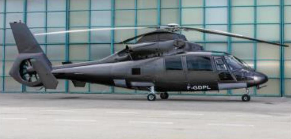 AIRBUS AS365 N3