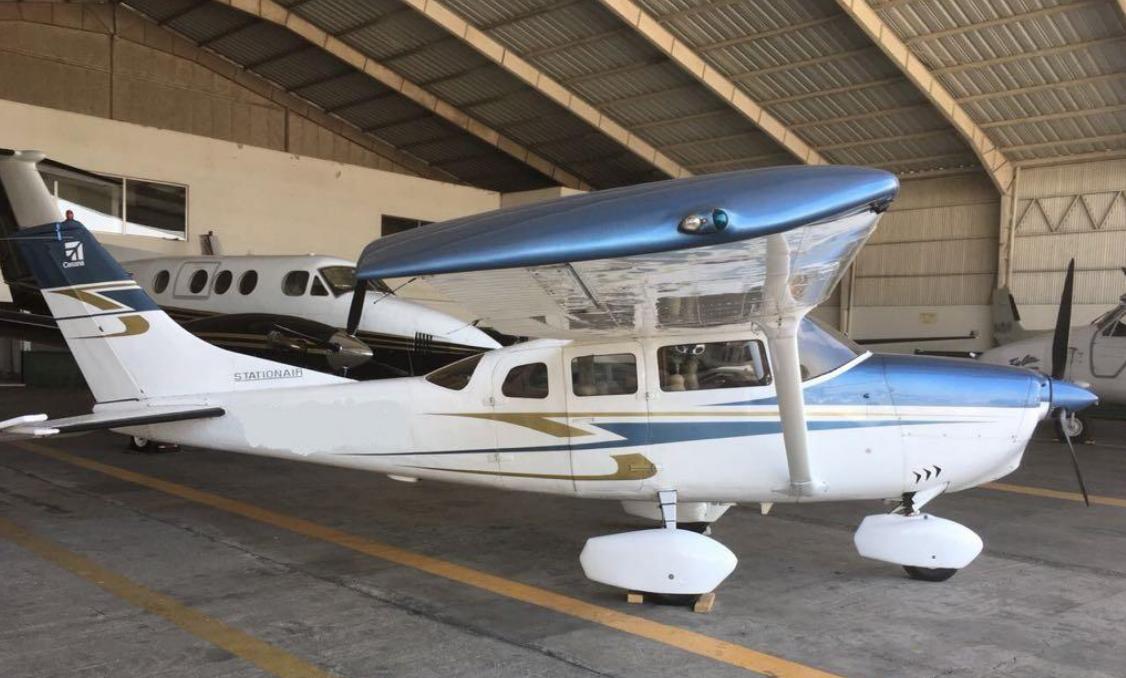 Cessna P206B