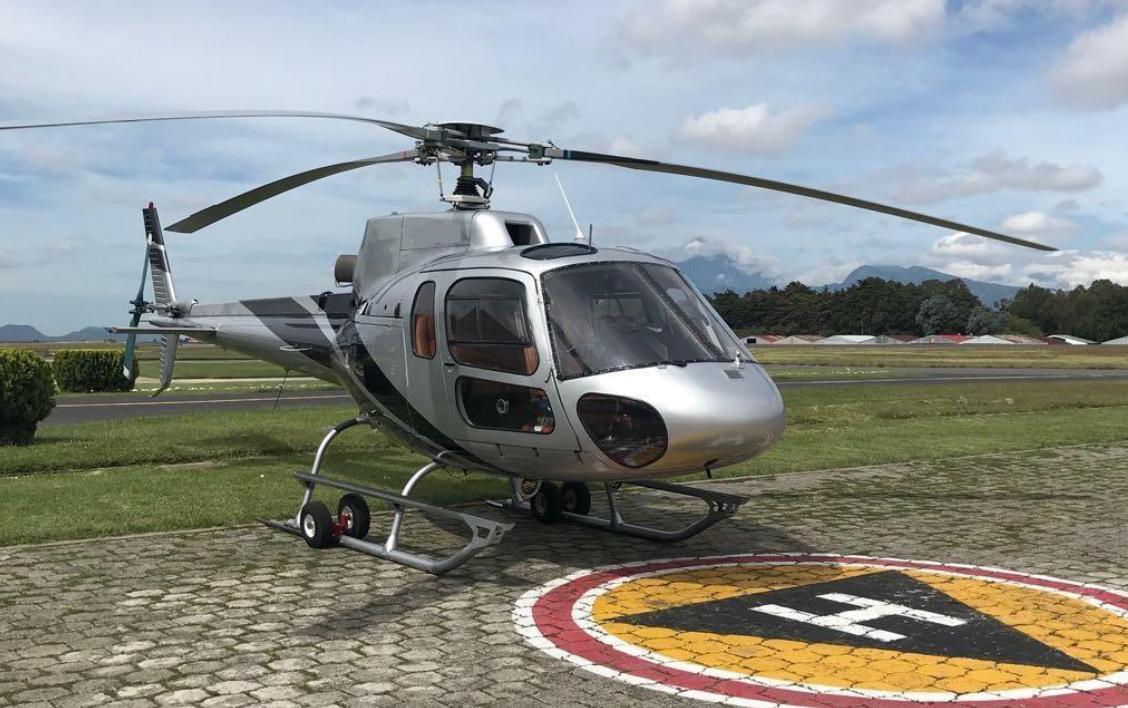 Eurocopter AS 350 BA