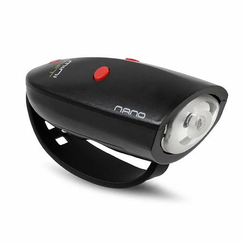 Κόρνα με φωτάκι Hornit Nano Black & Red