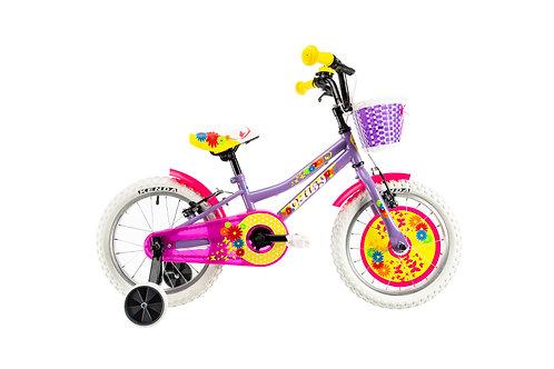 Ποδήλατο DHS Speedy 1604 Purple