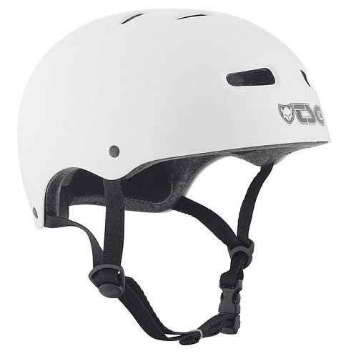 Κράνος TSG Skate/Bmx Injected Color White - L/XL: 57-59cm