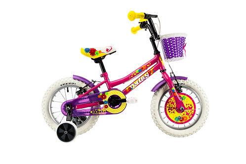 Ποδήλατο DHS Speedy 1404 Pink