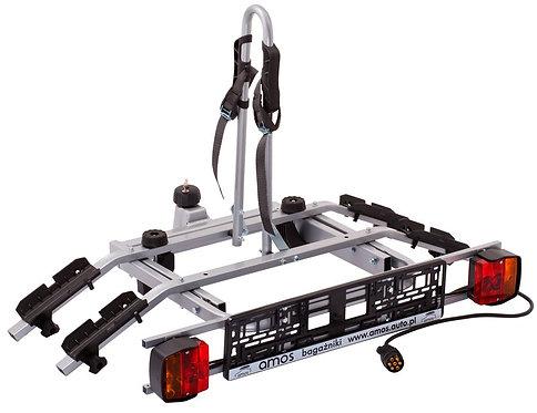 Μπάρα/βάση ποδηλάτου Κοτσαδόρου 2 ποδηλάτων AMOS TYTAN PLUS 2 (7 pin)
