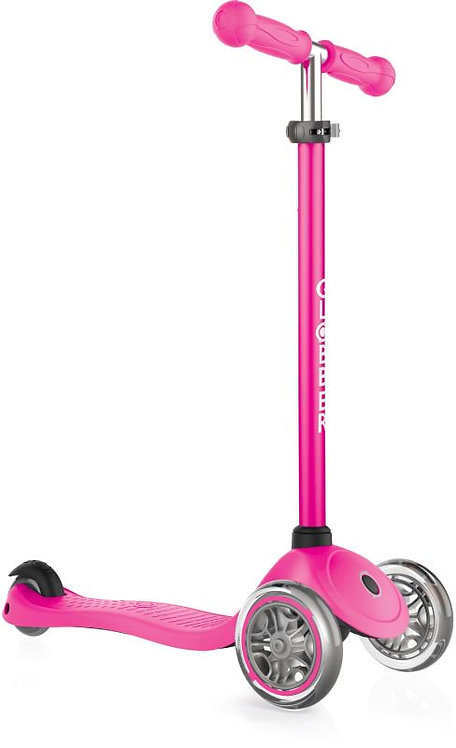 Globber Scooter Primo-Neon Pink