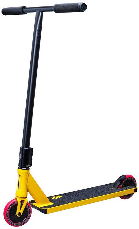North Switchblade 2021 Stunt Scooter Yellow & Matte Black